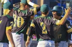 SportStars coverage of Tracy High School baseball win