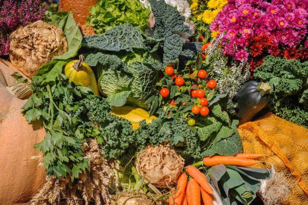 produce, nutrition