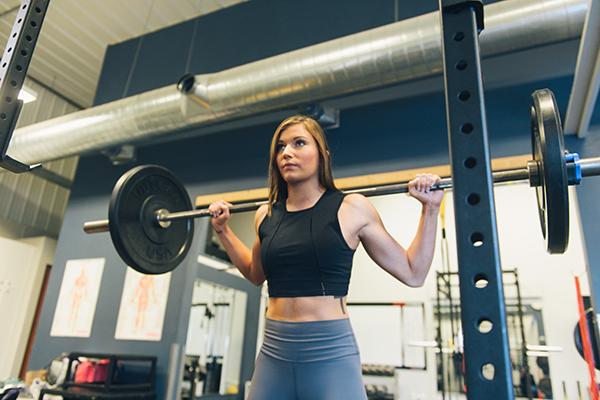 Goal-Setting strength trainingsafe