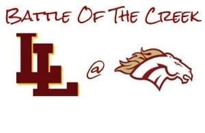 Battle of the Creek