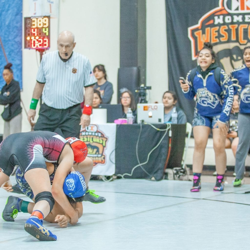 Women's West Coast TOC - Tournament of Champions proved to be the biggest and most competitive yet.