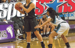 Clair Steele, Miramonte High School Basketball, SportStar