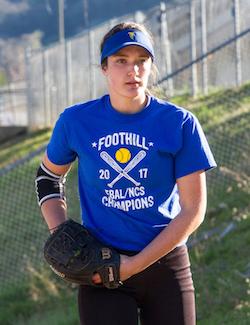 Foothill High School Softball