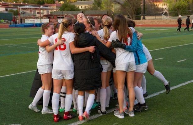 Monte Vista Girls Soccer