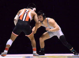 De La Salle's Senior Wrestler Captures First Team Gold at CIF State Wrestling Championship