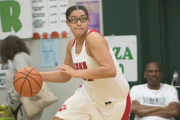 McClatchy High School Girls Basketball