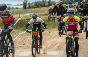 Granite Bay Grinder High School Mountain Bike Competition