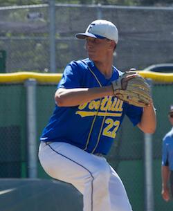 All-NorCal Baseball multi-purpose selection Brett Hansen of Foothill-Pleasanton