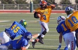 Lions All-Star Football Classic, Garrett Egan