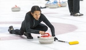 Curling Craze Lands 36 Teams In Annual Bonspiel