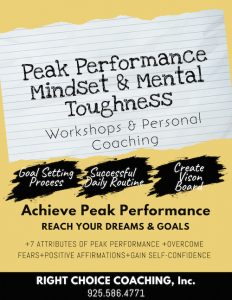 How to have a champions mindset for peak performance