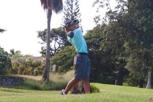 Hawaii's Top Jr. Golfers Take on Ka'anapali HSJGA Match Play