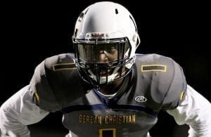 Berean Christian football, George Udo