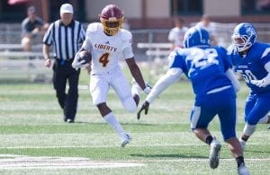 NorCal Football Rankings, Liberty, Tyerell Sturges-Cofer