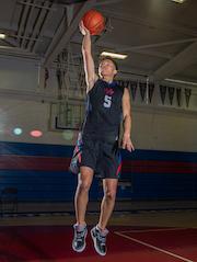 Clayton Valley Basketball, Cooper Dadami