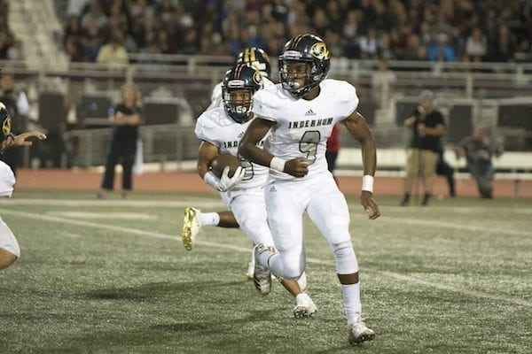 Inderkum football, Raymond Brown, Johnny Williams