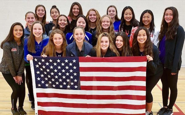 USA Synchro has announced the athletes named to the 2019 U.S. Junior National Synchronized Swimming Squad.