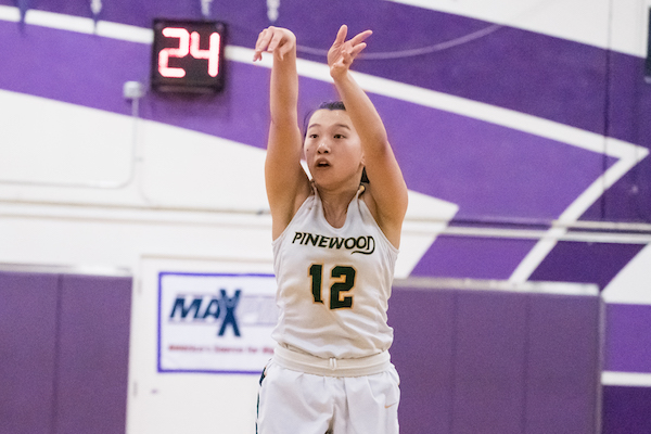 Pinewood Girls Basketball, Kaitlyn Leung