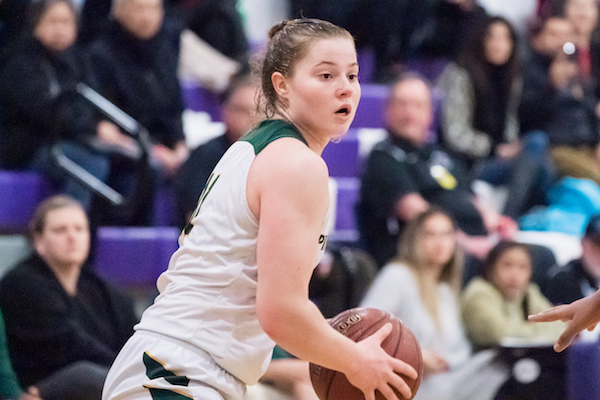 Pinewood Girls Basketball, Klara Astrom
