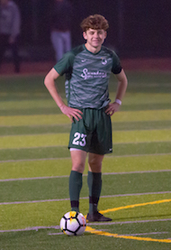 De La Salle Soccer, Sebastian Maza