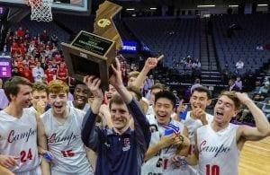 Final Boys Basketball Rankings, Campolindo, Sheldon