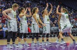 Final Girls Basketball Rankings, NorCal, Pinewood