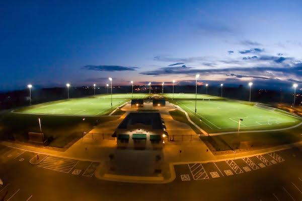 Quick 6, Redding Soccer Park