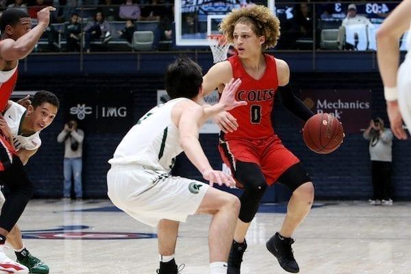 2019 All-NorCal Boys Basketball, Brett Johnson