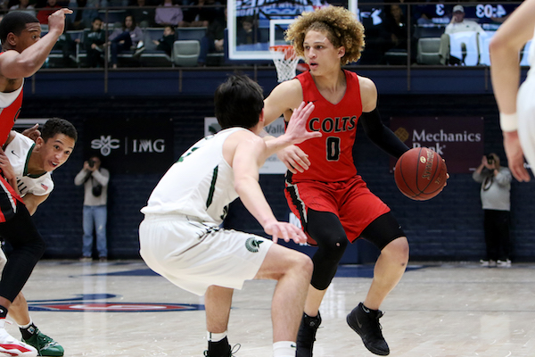 2019 All-NorCal Boys Basketball, Brett Johnson