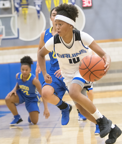2019 All-NorCal Girls Basketball, Mya Blake