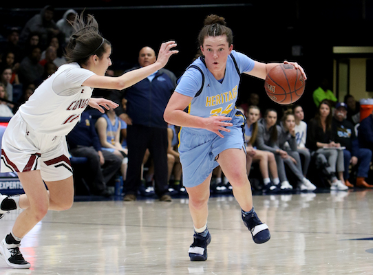 2019 All-NorCal Girls Basketball, Jordan Sweeney
