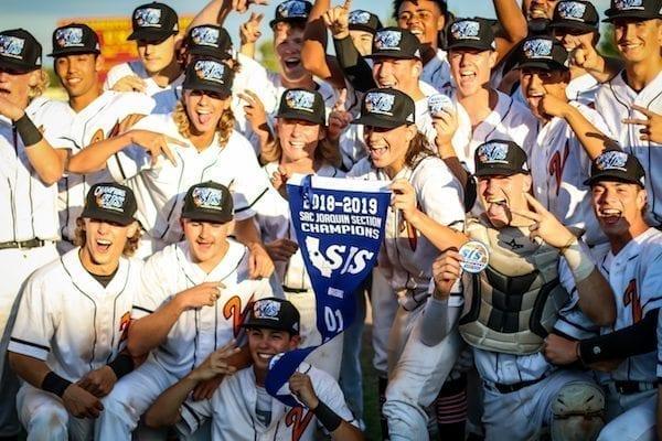Vacaville baseball, SJS, Devereaux Harrison