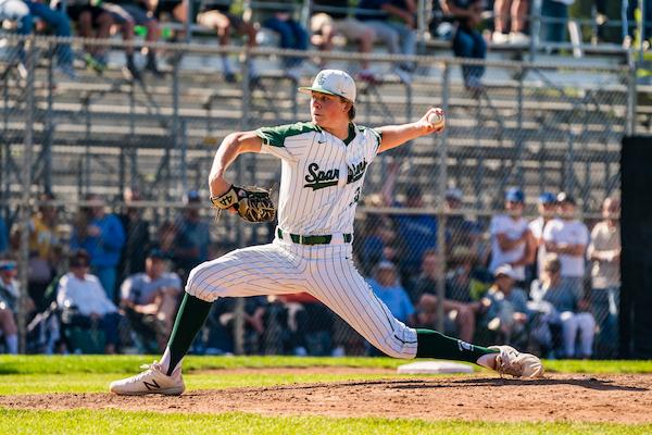 Kyle Harrison, De La Salle, Baseball