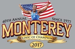 World Champion & Olympic Bronze Medalist J'den Cox – 2017 Clinician