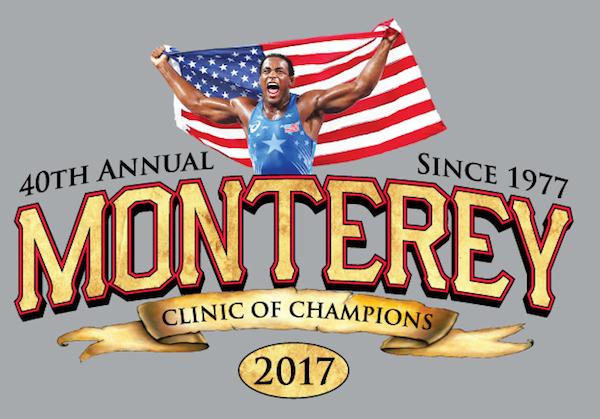 World Champion & Olympic Bronze Medalist J'den Cox – 2017 Clinician