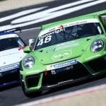 Consistency carries Jaden Conwright to top of the table in Porsche Carrera Cup Italia