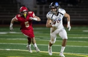 Pleasant Valley football, Vikings, Aidan Parks