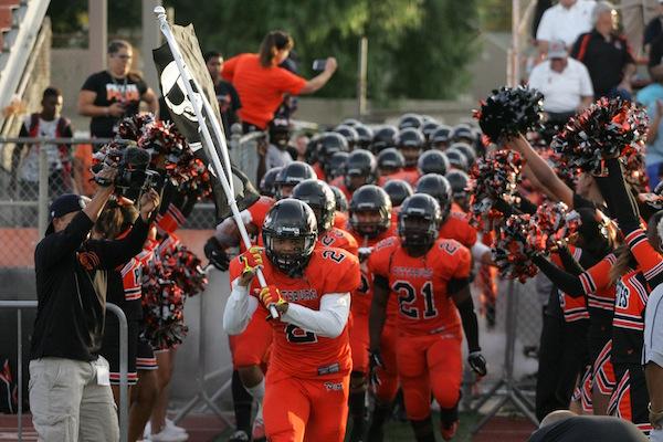 High School Football, Pittsburg