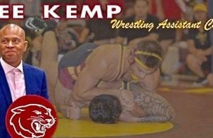 Lee Kemp was a 3-time National Champion Wrestler for the University of Wisconsin