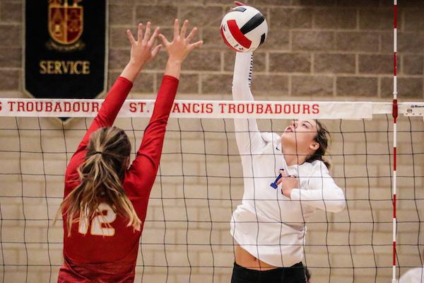 Kennedy Crane, Rocklin Volleyball