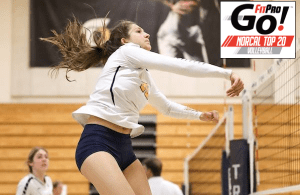 NorCal Volleyball Rankings, Oak Ridge