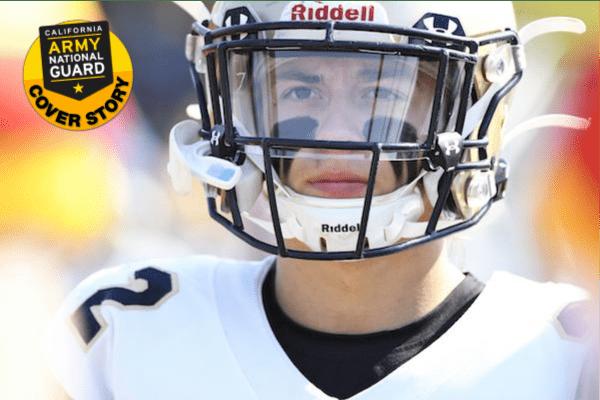 Elk Grove football, Carter Harris