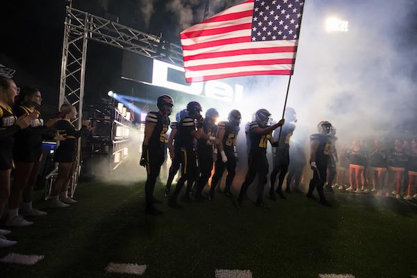 Honor Bowl, Del Oro