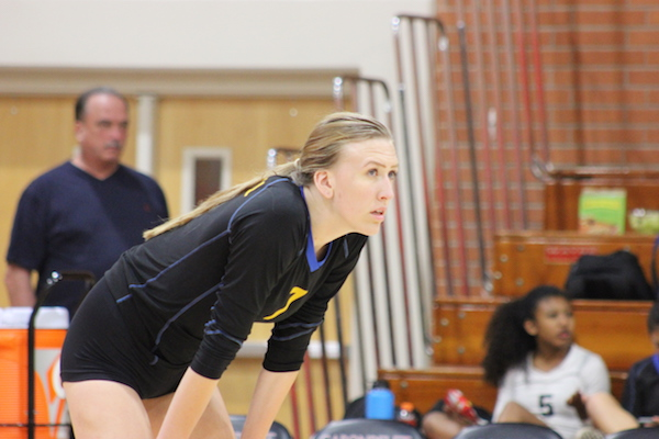 Foothill Volleyball, Grayce Olson