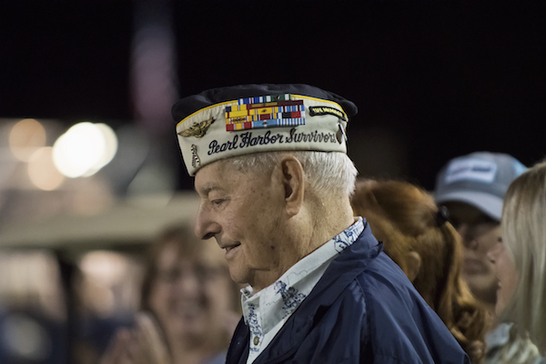 Louis Conter, Pearl Harbor, USS Arizona