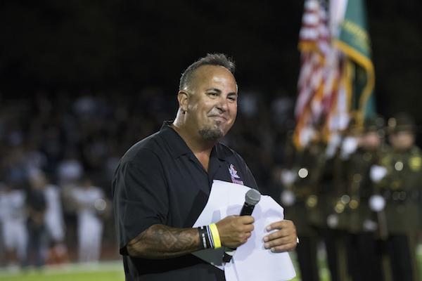 Honor Bowl, Mark Soto