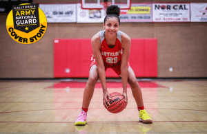 Jzaniya Harriel, Antelope basketball