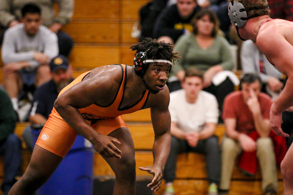 Sac-Joaquin Section wrestling, Chris Island, Vacaville