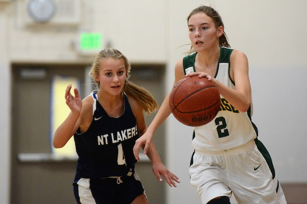 Paradise girls basketball, Emma Lawrie