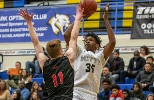 Mitty Boys Basketball, Nigel Burris